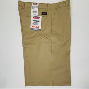Dickies khaki work shorts